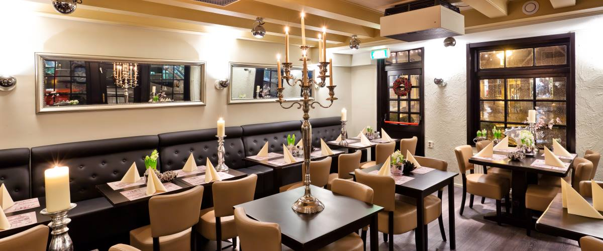 Restaurant in Huizen, 't Gooi